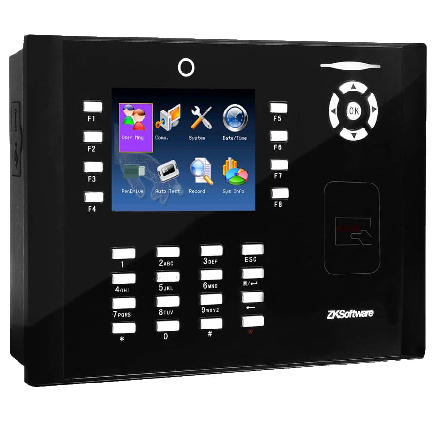 iClock S880 RFID / Proximity Card Reader with camera - Time